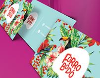 Branding / Forrobodó - Loja de Arte online