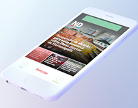 Site Mobile - ND Online