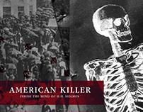 American Killer | Motion Design