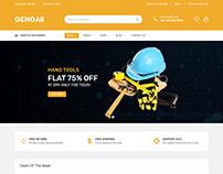 Gengar - Multipurpose eCommerce Bootstrap 4 Template