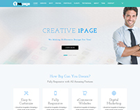 One.Page - Bootstrap Business & App Html5 Template