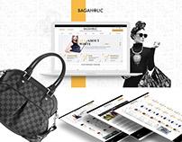 bagaholik ( Интернет магазин женских сумок, реставраци