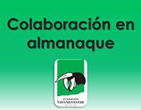 Colaboración en la elaboración del Almanaque 2016 FVSA