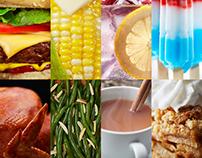 Seasonal Food Series