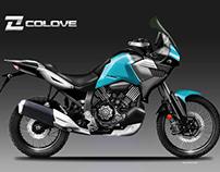 COLOVE X 900 ADV