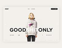 MOOF Shop Concept / #365designdays