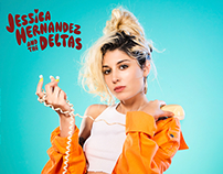 "Jessica Hernandez and the Deltas ""Telephone"" LP/CD"