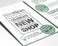 MintKlean Promo Material