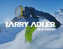 Larry Adler Ski & Outdoor Website