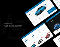 CarPlanet / Strona WWW