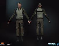 XCOM 2 Central Officer Bradford