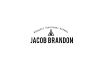 Jacob Brandon (Concept Logo 2)
