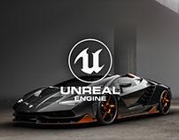 Centenario - Unreal Engine 4 RTX