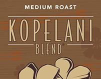 Starbucks Kopelani Blend Art