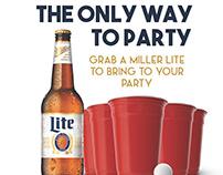 Miller Lite Ad