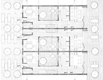 Proyecto Habitar/2014-1/Casa angosta entre medianeras