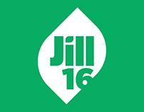 Branding a Political Campaign: Jill 2016