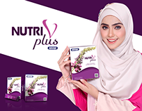 Nutri V Plus : Ads Project
