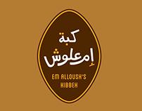 Em Alloush's Kibbeh