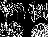 Calligraffiti I