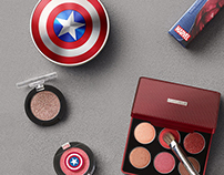 MARVEL X THEFACESHOP collaboration 2017