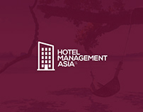 Hotel Management Asia - Webdesign