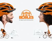 Bicibles / El seguro para biciusuarios / Positiva