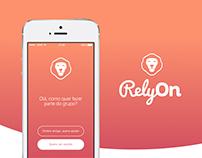 RelyOn | App