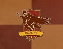 Infografía multimedia Quidditch