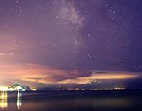 A sky full of stars...