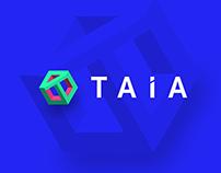 TAIA ICO Branding