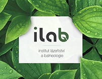 ILAB logo design