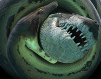 SMITHSONIAN CHANNEL – TITANOBOA