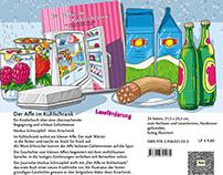 Der Affe im Kühlschrank Kinderbuch ab 5 Jahre