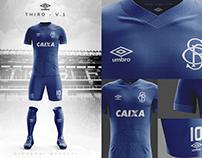 Santos F.C. - Umbro Concept Kit 2018