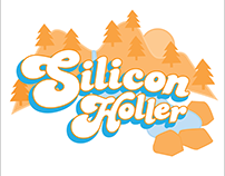 Silicon Holler T-Shirt Design