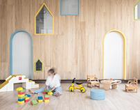 Republic Design / Kid's Areas
