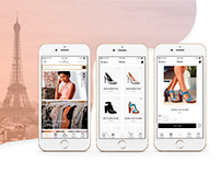 Clothing store/ mobile application