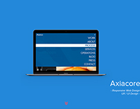 Axiacore developers - Website