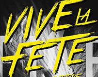 Vive La Fete en Argentina Ft. Central Electrica Discos