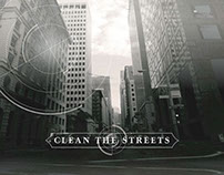 Clean Streets | PACKAGING