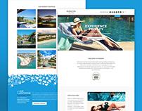 Horizon Holidays - Website Design