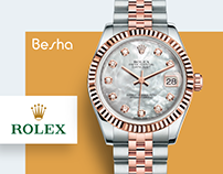 Besha - Official Rolex Retailer