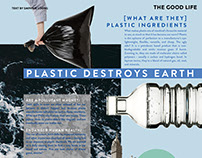 Plastic hazards write-up for Curated by Popculture