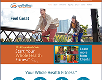 Well Effect Website Design