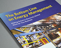 IESO The Bottom Line on Energy Management