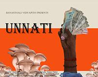 DOCUMENTARY- UNNATI (Mushroom Documentary)