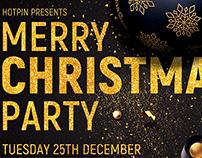 Classy Christmas Flyer