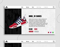 Web Site UX Design(Concept)