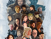 Game of Thrones Fanart Collaboration